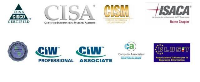 Certificazione Intel, VMWare, Cisco, Microsoft